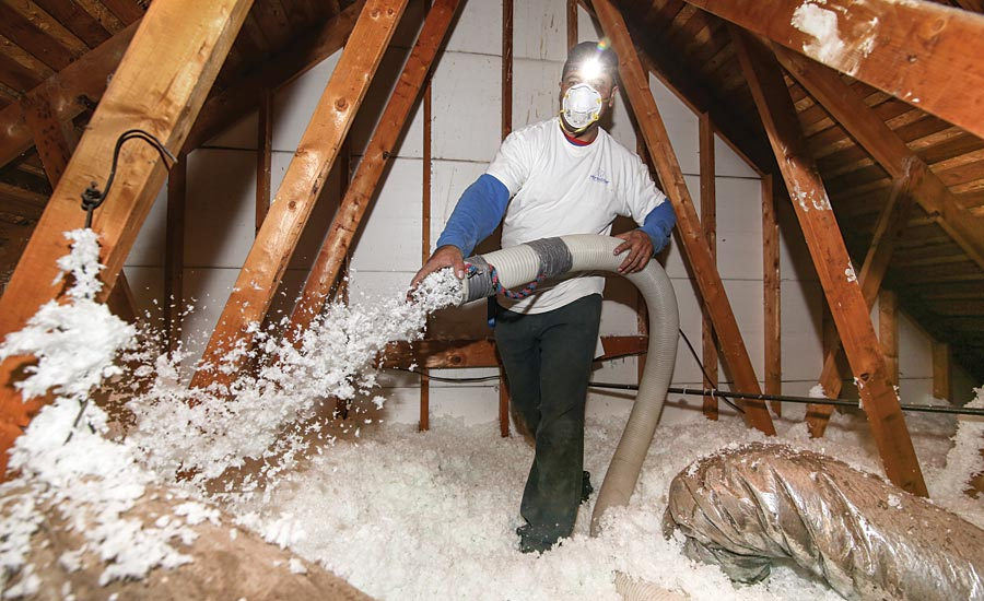 Key Facts about residential insulation contractor
